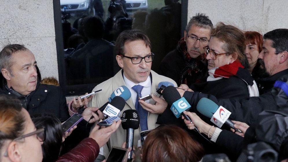 Foto: El abogado José Ramón Sierra. (EFE)