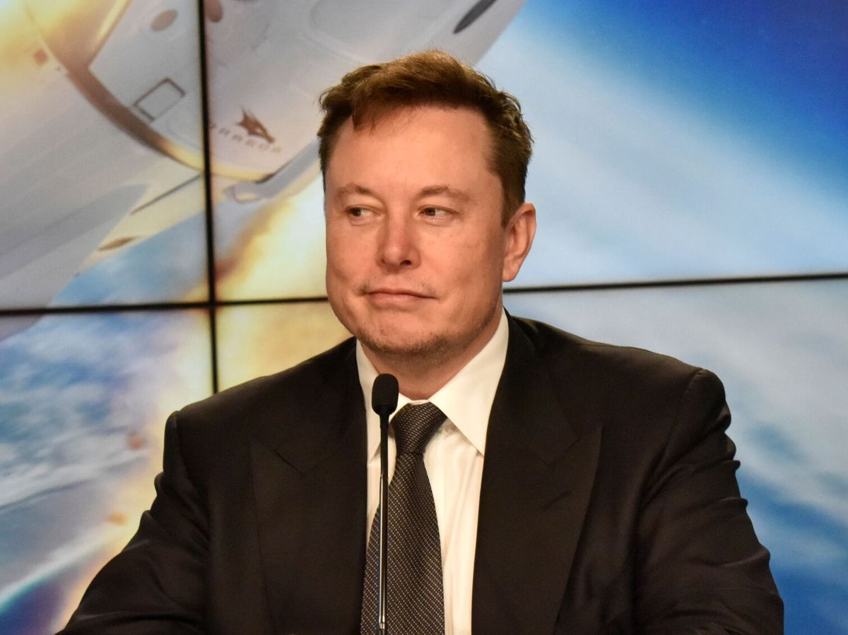Photo: Elon Musk (EFE))