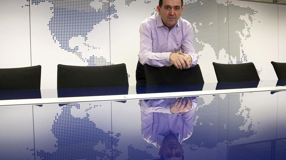 Foto: El exdirector de '20 Minutos', Arsenio Escolar. (EFE)