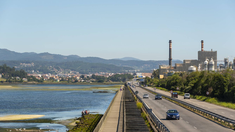 AN desestima el recurso sobre la concesión de la biofábrica de Ence de Pontevedra