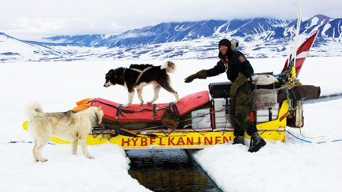 La Patrulla Sirius, comandos osos polares