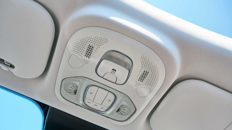 Podremos abrirlo o cerrarlo de manera automática en tan solo 15 segundos y a velocidades de hasta 100 km/h.