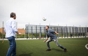 Mediaset lanza el balón solidario para que miles de niños merienden