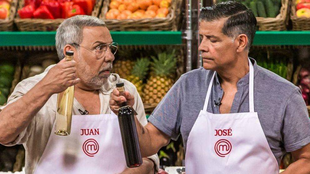 José Salazar abandona 'MasterChef' tras la expulsión de su hermano, Juan Salazar
