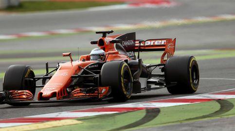 ¿No quieres caldo...? Toma dos tazas: McLaren casi no rueda en su penúltimo día