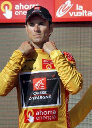 Valverde se pone líder y Veloso consigue el primer triunfo español