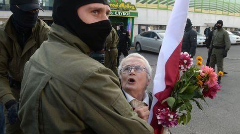 Continúan las protestas de la oposición en Minsk