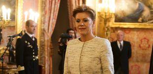 Post de El 'ni fu ni fa' de María Dolores de Cospedal en la Pascua Militar