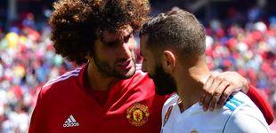 Post de BeIN Sports se vuelca con la final entre el Real Madrid y el Manchester United