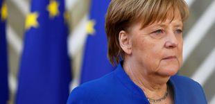 Post de El carácter inquebrantable de Angela Merkel ante la muerte de su madre
