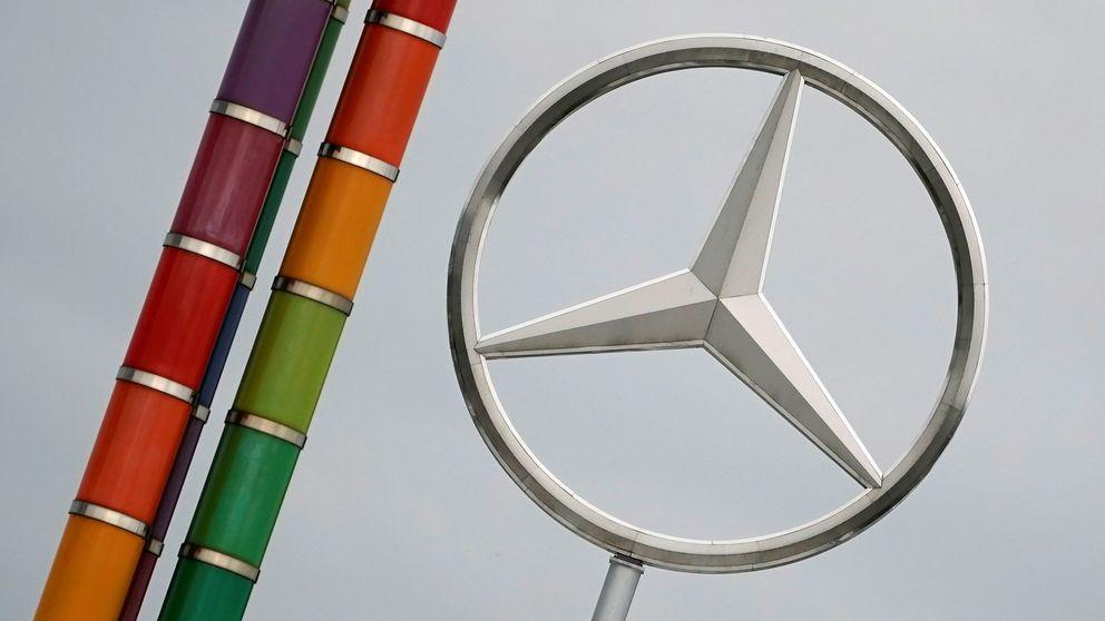 Alemania multa a Daimler con 870 millones por el escándalo del 'dieselgate'