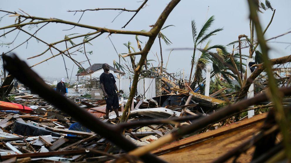Dorian deja 20 muertos y varios casos de pillaje en Bahamas: ya tiene categoría 3