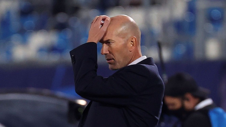 La preocupación de Florentino: ver a Zidane en la cuerda floja por culpa de los jugadores