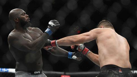 UFC Vegas 28: Rozenstruik destruye a Sakai en el bocinazo final del primer asalto