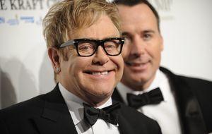 A vueltas con la 'eterna boda' de Elton John y David Furnish