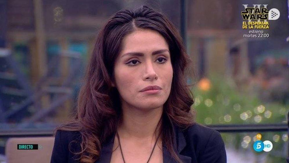 Foto: Miriam Saavedra, finalista de 'GH VIP 6'. (Telecinco)
