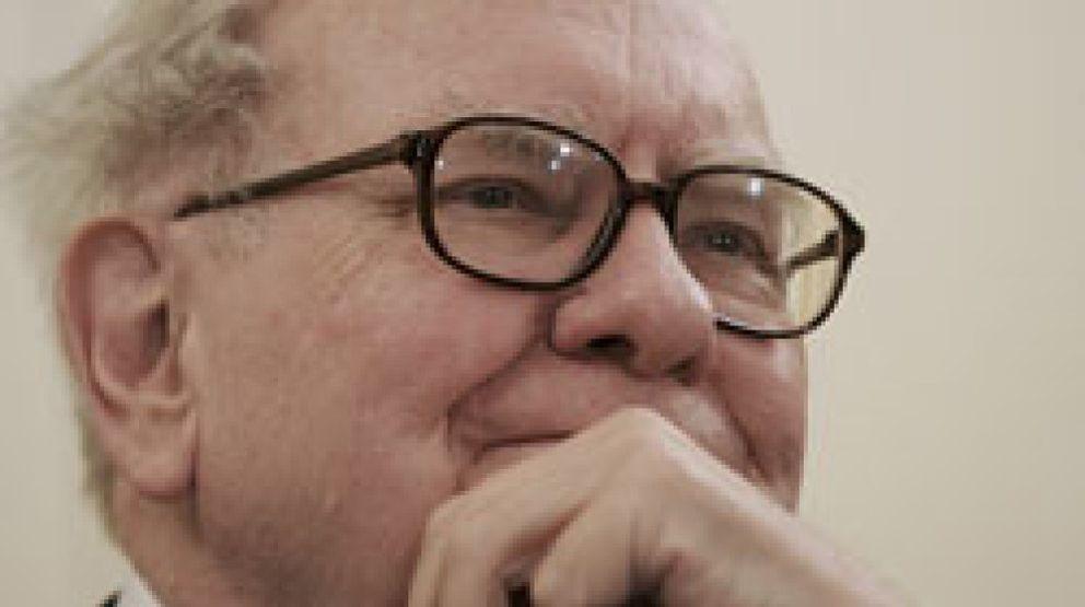 Foto: Warren Buffet rechaza la posible dimisión de Lloyd Blankfein, consejero delegado de Goldman Sachs