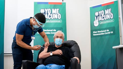 Casi 1,6 M de dosis en 10 días: Chile, líder regional indiscutible en vacunación