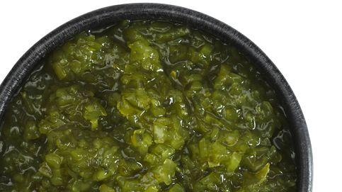 Relish, la salsa agriculce que pone el sabor a los platos anglosajones