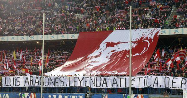 Image result for frente atlético luis aragonés