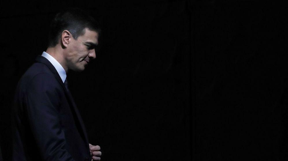Pedro Sánchez aterrorizado bilaketarekin bat datozen irudiak