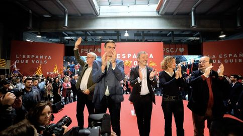 Iceta pide disculpas a Sánchez, que reitera: no habrá secesión de Cataluña