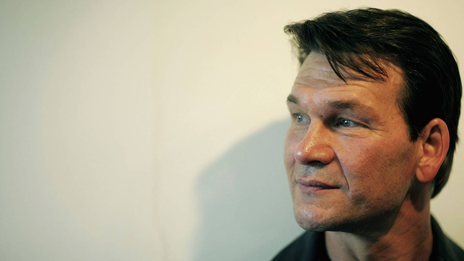 Foto:  Patrick Swayze, en 2005. (Getty)