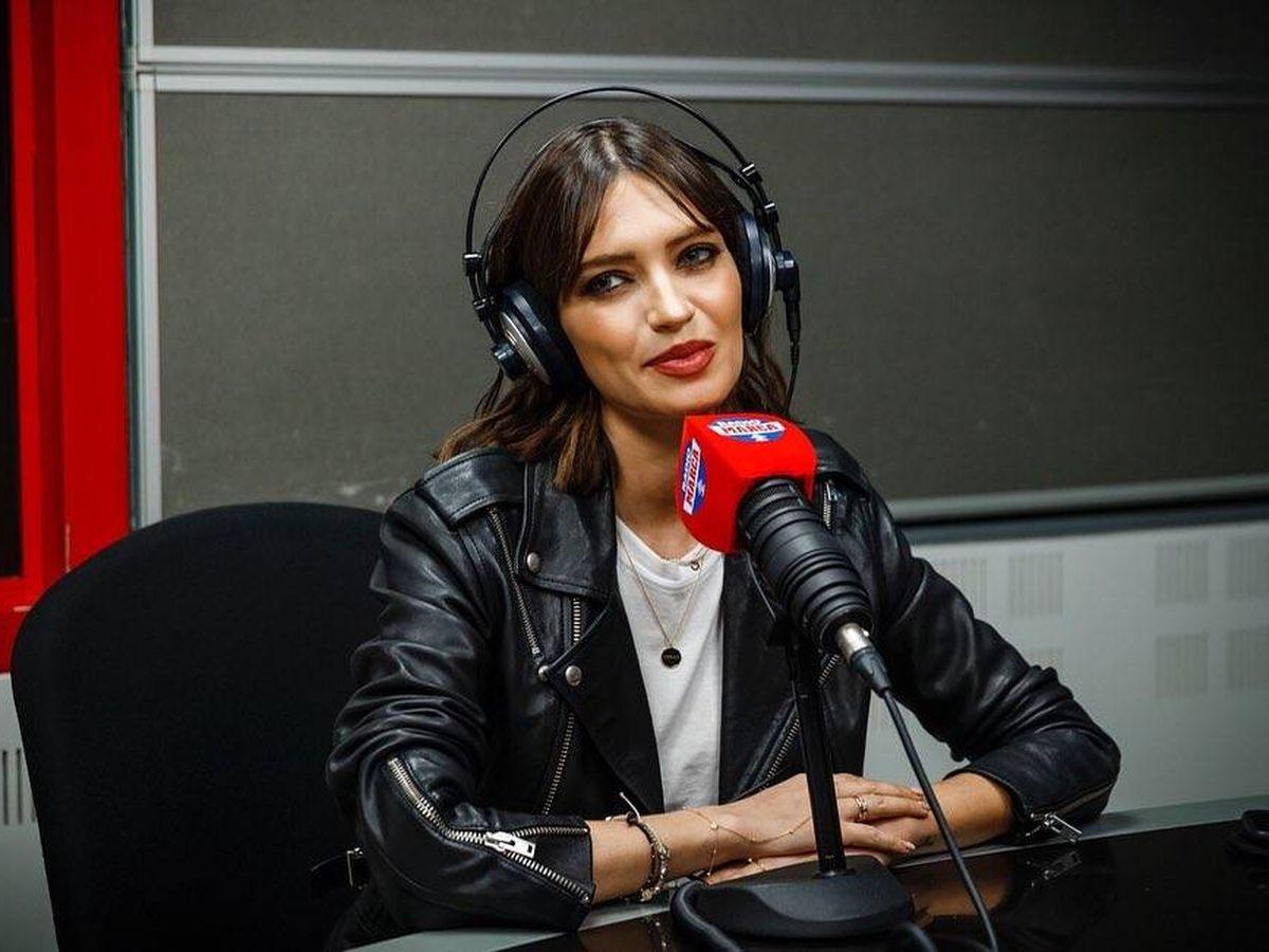 Foto: Sara Carbonero, en Radio Marca. (Redes)