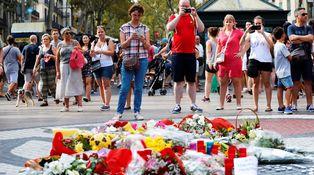 Cómo están las puñeteras Ramblas (un año después del atentado)