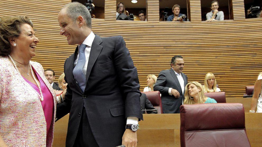 La AP de Palma critica que no se investigue a Camps y Barberá