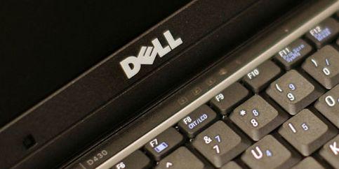 Dell 'desnuda' a una de sus clientas