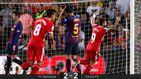 Pinchazo del Barcelona con polémica por el VAR y 'despiste' de Valverde