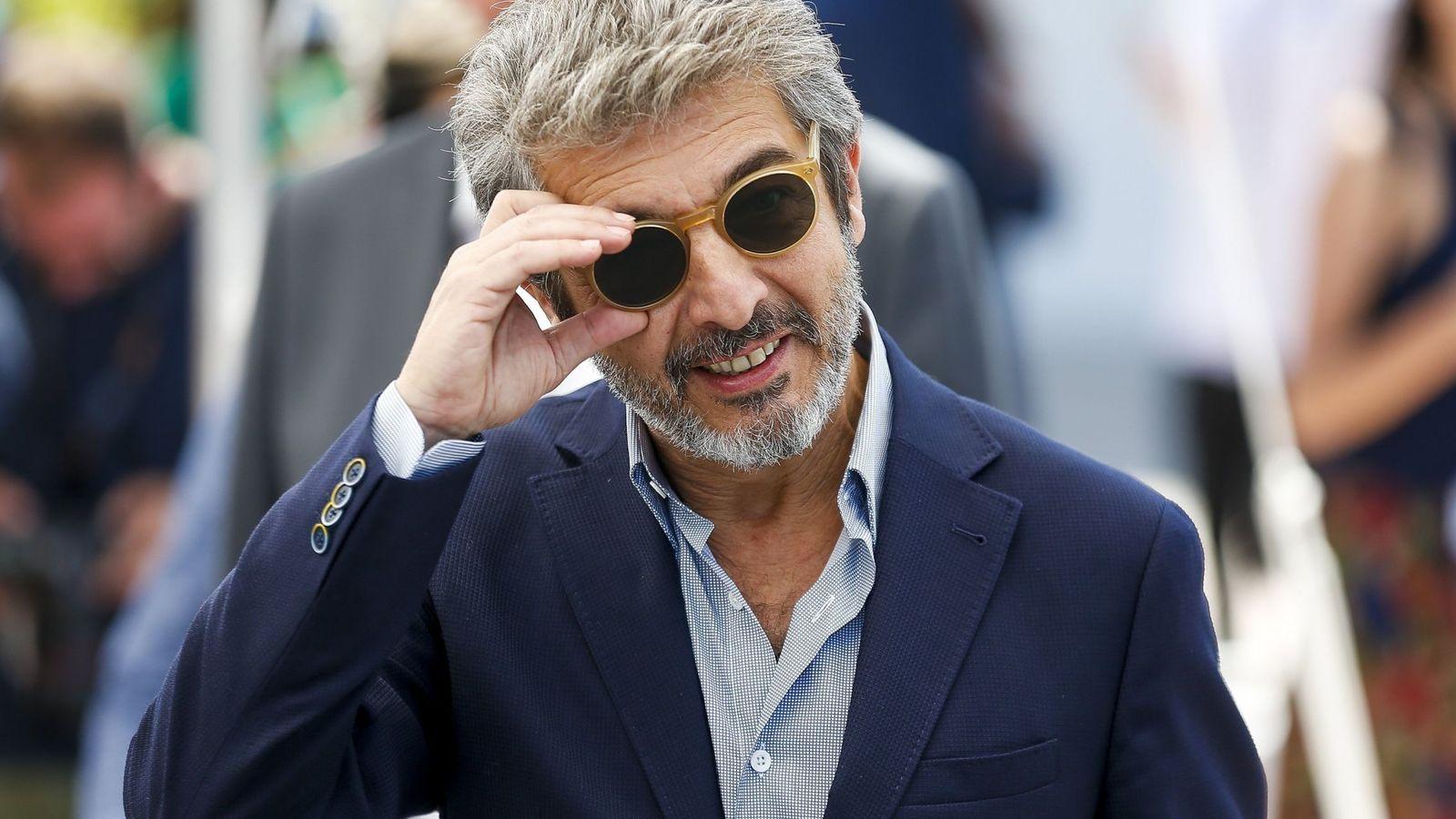 Foto: Darín en la pasada edición del Festival de Cannes (Efe)