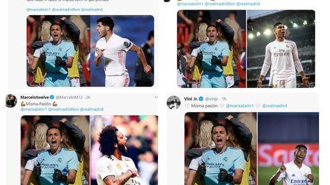 La publicación de la portera del Real Madrid une al deporte en una misma pasión