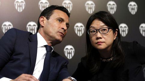 Amadeo Salvo y Rufete no aguantan más y deciden  abandonar el Valencia