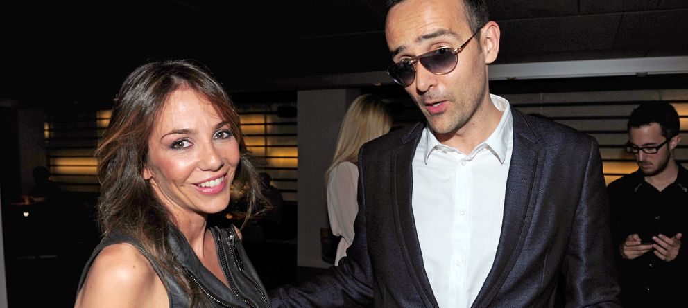Risto encuentra sustituta para la madre de su hijo: Claudia, una joven modelo y actriz
