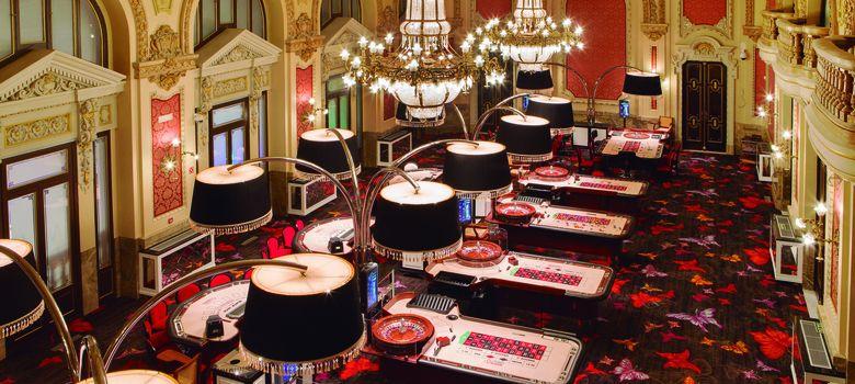 Foto: Vista del Casino Gran Vía