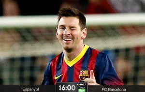 El Barça vigila su portería y cruza los dedos por un Messi 'gafado'