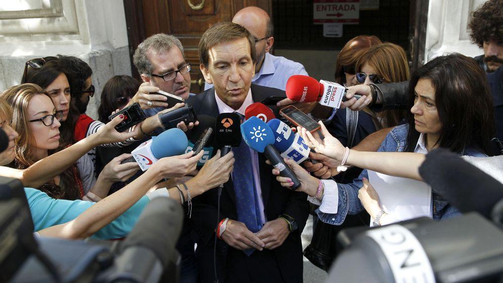 Foto: Manuel Moix, jefe de la Fiscalía Anticorrupción. (EFE)
