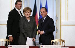 París y Berlín abogan por poner en marcha la tasa Tobin antes de mayo