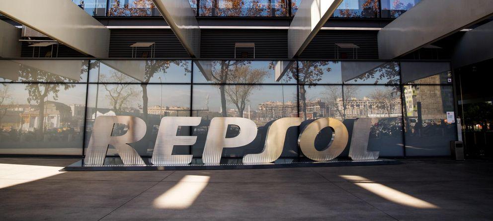 Repsol eleva su deuda hasta millones por talisman for Repsol oficinas