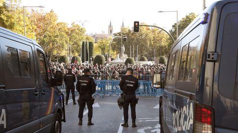 Agentes secretos, antidisturbios, alcantarillas: así evita la Policía asaltos al Congreso