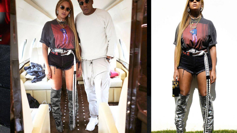 Beyoncé no pasaría por el detector de metales.
