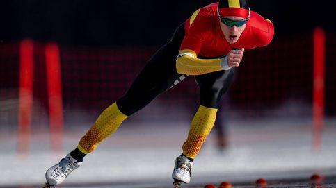 Nil Llop, de romperse cinco huesos a hacer historia para el patinaje de velocidad español