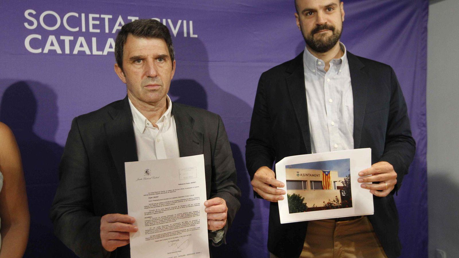 Foto: El hasta ahora secretario de Estudios del PPC, Juan Arza. (EFE)