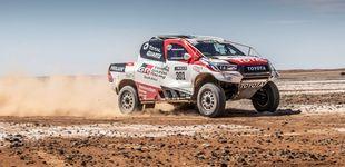 Post de Los rumores de Fernando Alonso al Dakar incluyen ahora a Marc Coma de copiloto