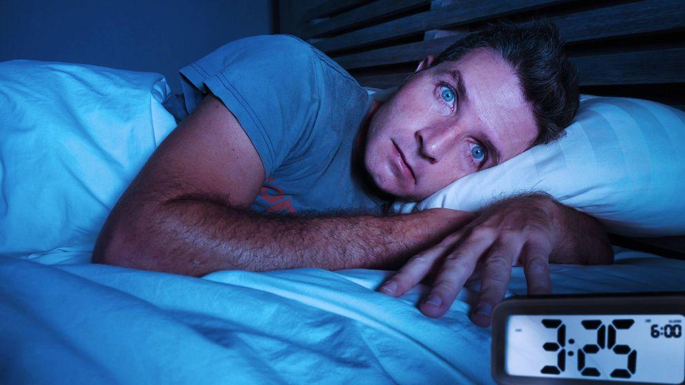 Resultado de imagen para Duerme poco y no sabe por qué