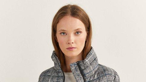 Esta chaqueta acolchada de Springfield derrocha glamour por 20 euros