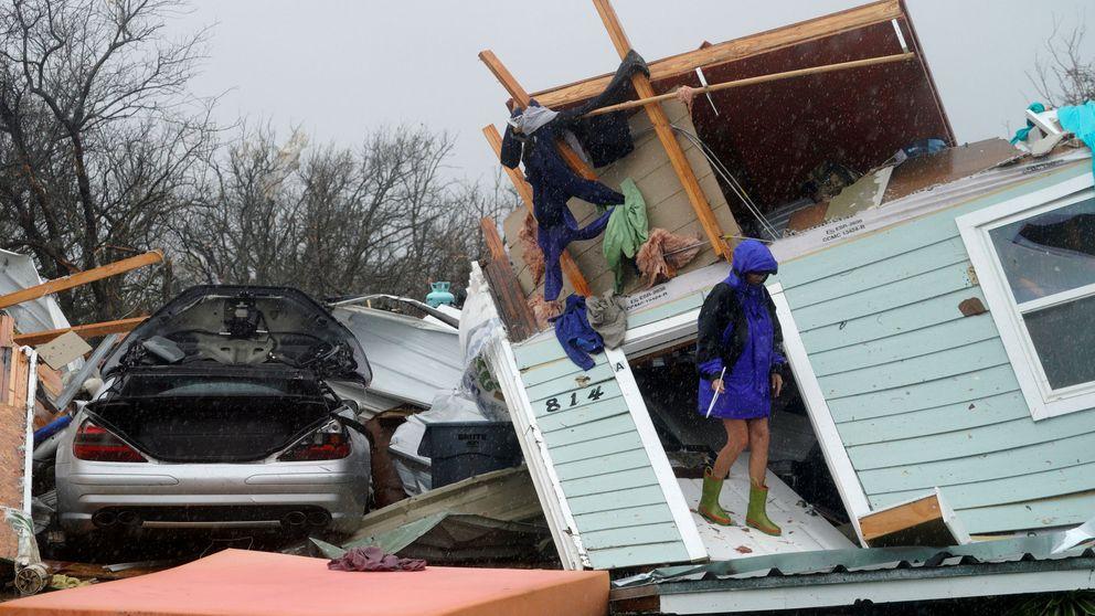 Las grandes aseguradoras, las refinerías y las aerolíneas sufren el impacto de Harvey