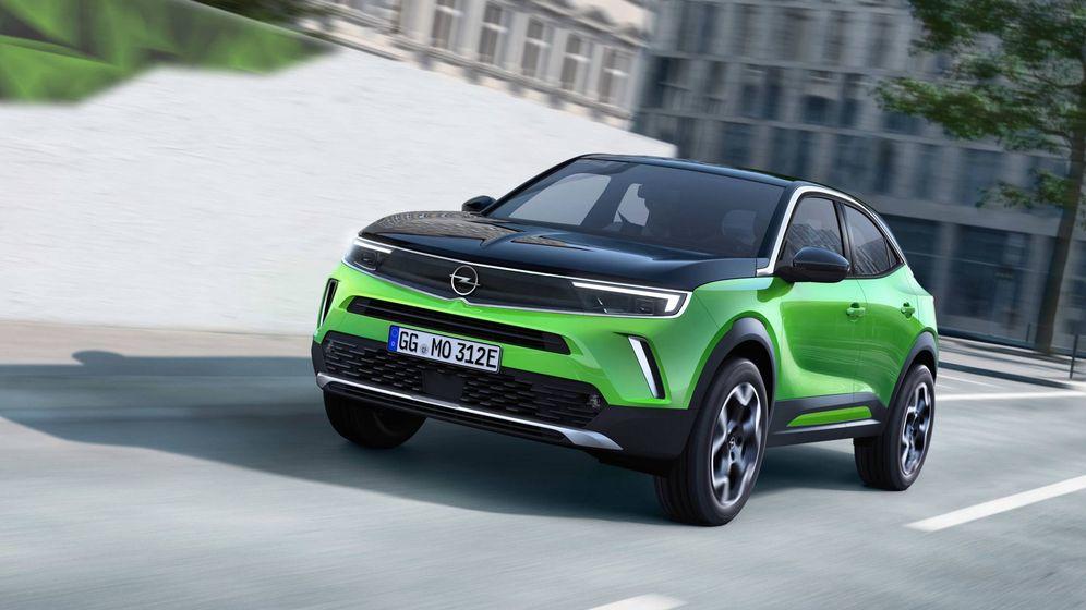 Foto: Estas son las primeras imágenes oficiales del nuevo Opel Mokka-e que llegará a los concesionarios en 2021.
